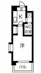 ライオンズマンション泉第2 501号室の間取り