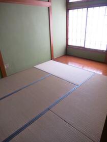 第一ハイツ成田 103号室のベッドルーム