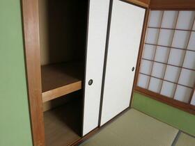 第一ハイツ成田 103号室の収納