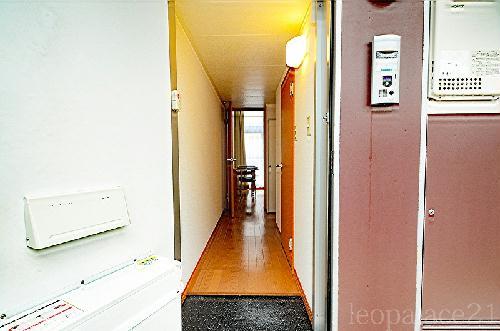 レオパレスルミエール 107号室のキッチン