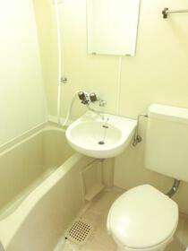 シティハイム第2 202号室の風呂