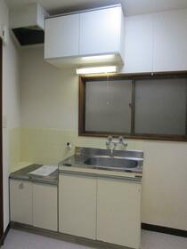 メルベーユカネフサ 103号室のキッチン