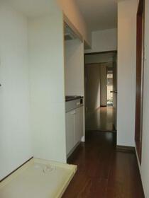 プレミール.カサブランカ 105号室の玄関