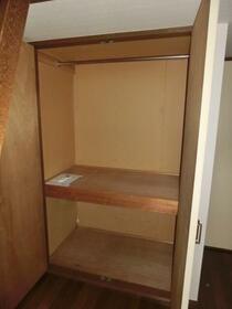 プレミール.カサブランカ 105号室の収納