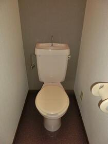 プレミール.カサブランカ 105号室のトイレ