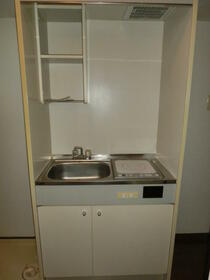 プレミール.カサブランカ 105号室のキッチン