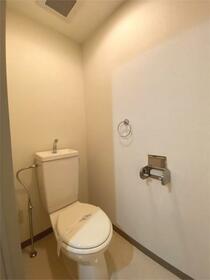 エトワール下赤塚 102号室の洗面所