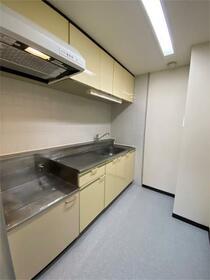 エトワール下赤塚 102号室のキッチン