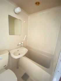 石川コーポ 202号室の風呂