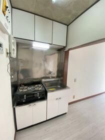 石川コーポ 202号室の設備