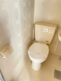 石川コーポ 202号室のトイレ