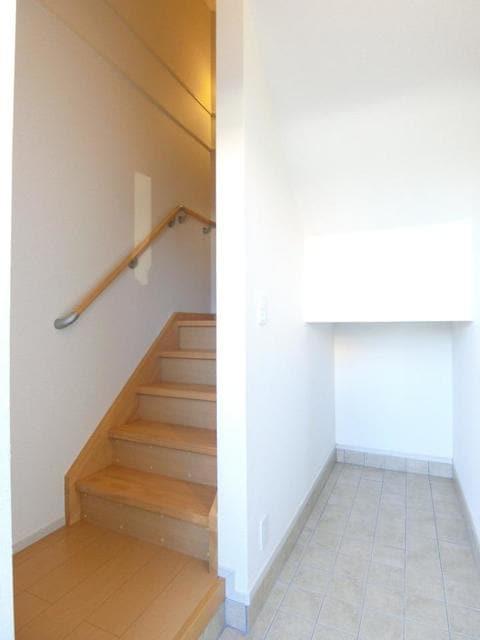 ティア マリア 03030号室の玄関