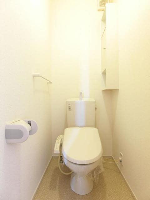 ティア マリア 03030号室のトイレ