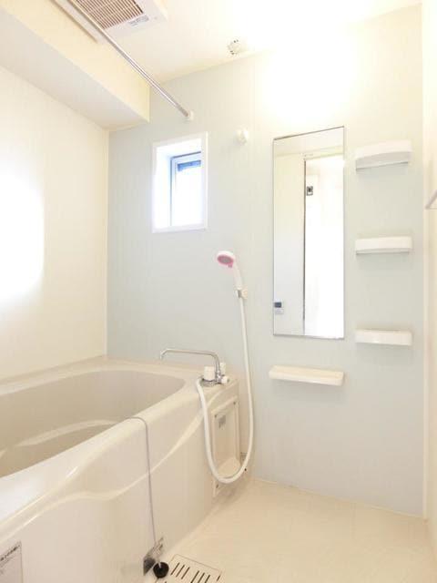 ティア マリア 03030号室の風呂