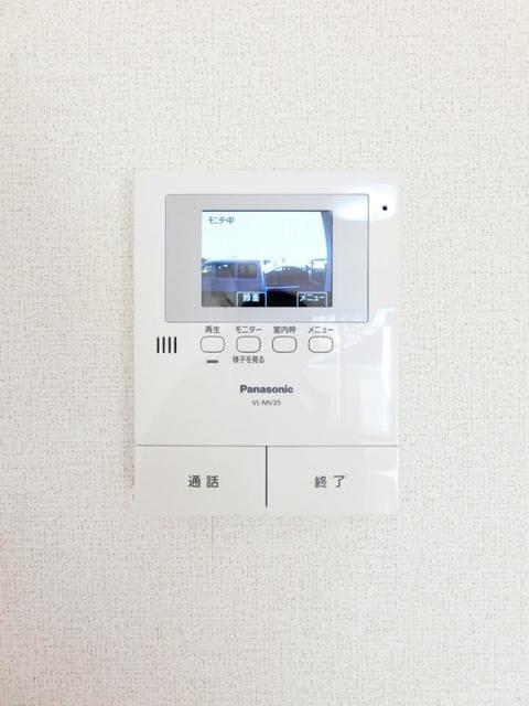 ティア マリア 03030号室のセキュリティ