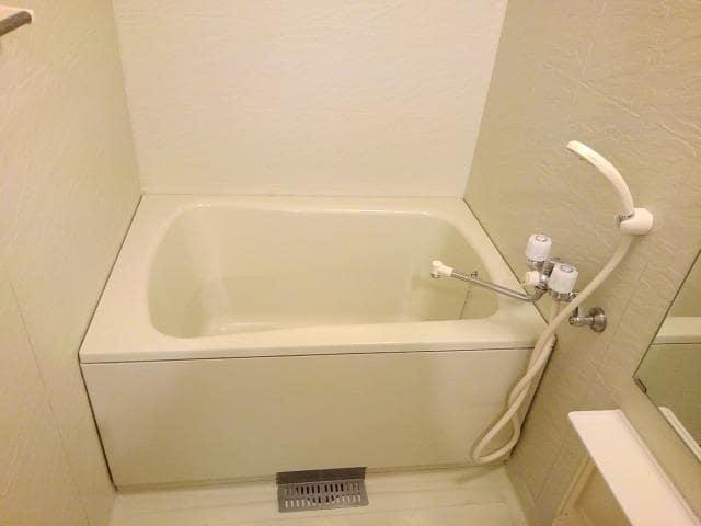 ファミールフジB 02020号室の風呂