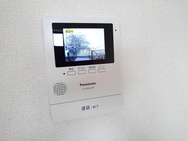 ファミールフジB 02020号室のセキュリティ
