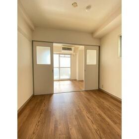 エスペランサ24 202号室のバルコニー