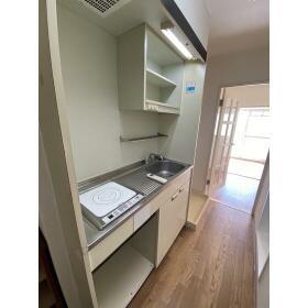 エスペランサ24 202号室の収納
