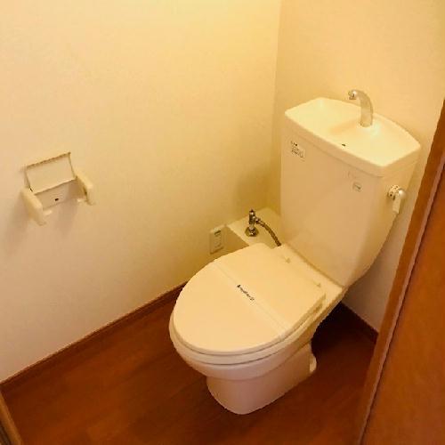 レオパレスレインボー 107号室の風呂