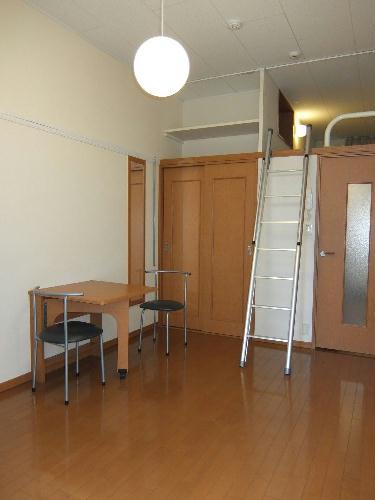 レオパレスコンフォートウッズⅡ 111号室の収納