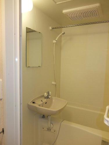 レオパレスコンフォートウッズⅡ 209号室の風呂