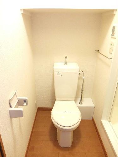レオパレスコンフォートウッズⅡ 209号室のトイレ