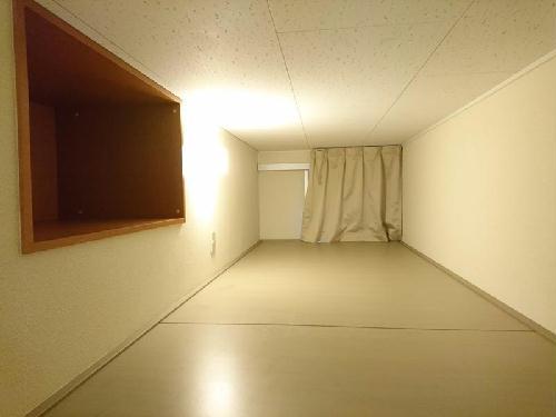 レオパレスコンフォートウッズⅡ 209号室のベッドルーム