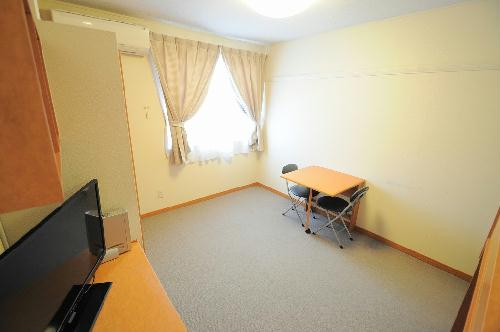 レオパレスリューヴァ 201号室の収納
