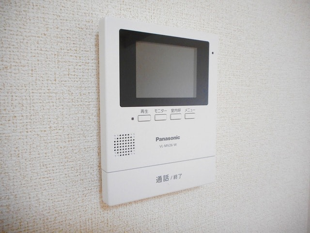 メゾンセントポーリアB 01010号室の収納