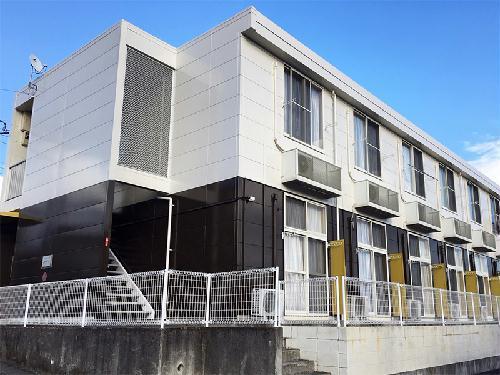 レオパレスサンヒダカ 202号室の外観