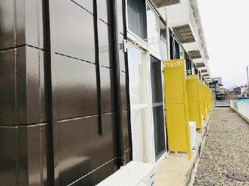 レオパレスサンヒダカ 202号室の収納