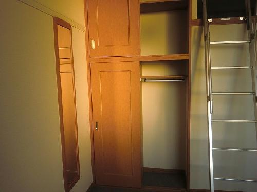 レオパレス原山 101号室の収納