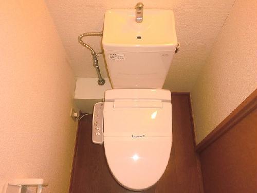 レオパレス原山 101号室のトイレ