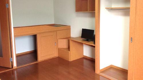 レオパレスシーグリーン 104号室の収納