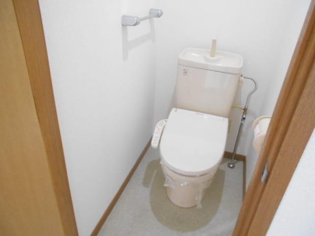 エムエフ キングダム 02010号室のトイレ