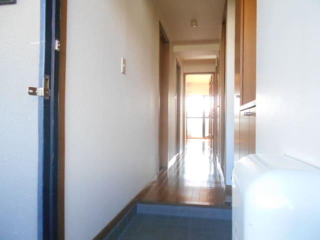 エムエフ キングダム 02010号室の玄関