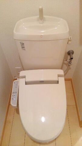 センチュリー善 04040号室のトイレ