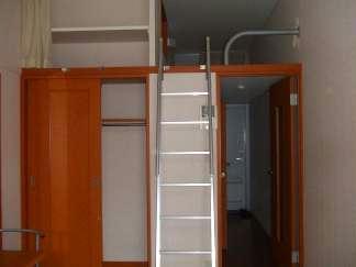 レオパレス正楓 102号室のキッチン
