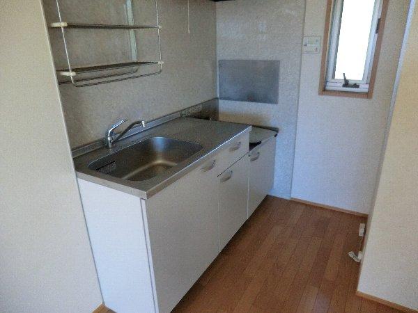 Prelude0430 101号室のキッチン