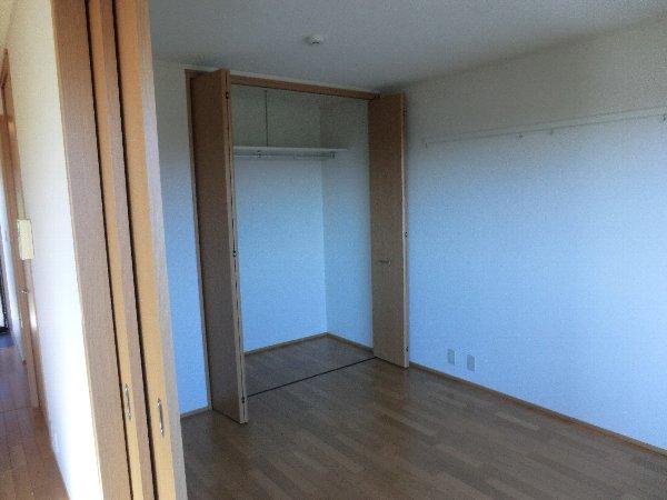 Prelude0430 101号室の収納