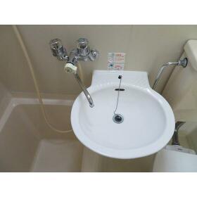 シーガルハイツ南大塚 0103号室の洗面所