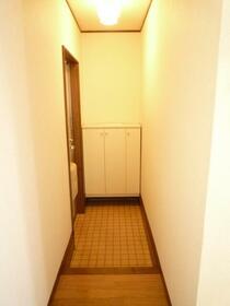 パティオ B201号室のトイレ