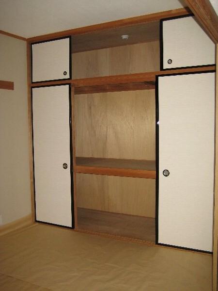 レジデンス富士 301号室の収納