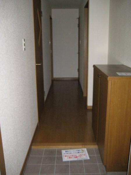 レジデンス富士 301号室の玄関