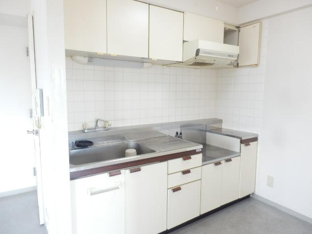 マインズビル 405号室のキッチン