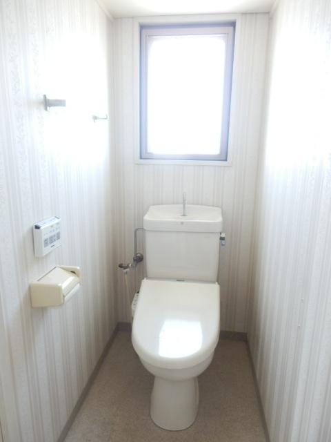 マインズビル 405号室のトイレ