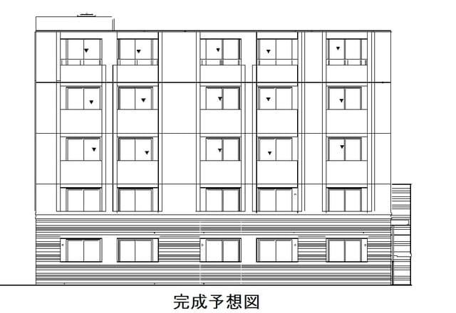 グレース湘南 02040号室の外観