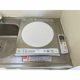 エステイトE熊谷 旧シティホームズ本石 201号室のキッチン