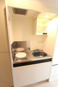 オーガスタンベイ 0303号室のキッチン